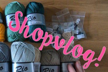 Online! Spannend! Shopvlog
